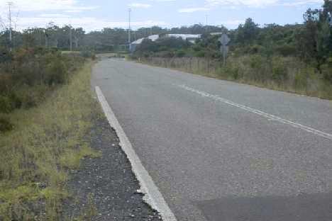Temporary bitman road