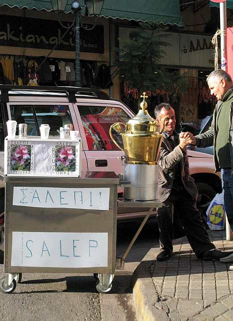 salepi vendor